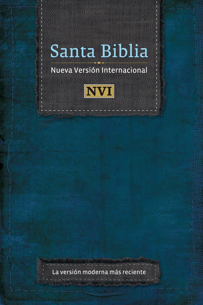 BIBLIA NVI AZUL
